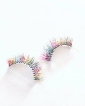 Color lash